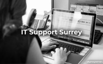 IT Support Surrey