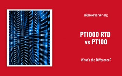 PT1000 RTD vs PT100: What's the Difference?