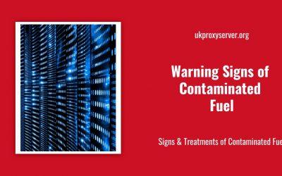 Warning Signs of Contaminated Fuel
