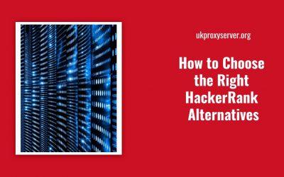 How to Choose the Right HackerRank Alternatives